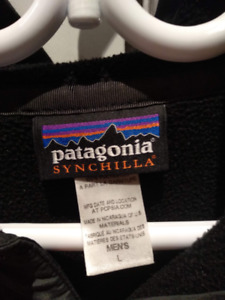 Patagonia Synchilla Snap-T Sweater Mens