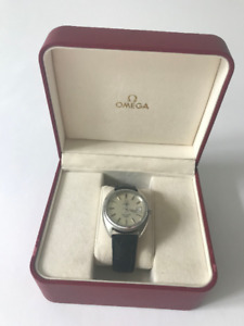 Vintage Authentic Omega Seamaster Watch