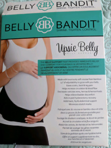 Upsie belly belt
