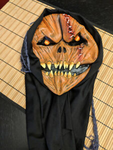 Halloween masks and accessories!