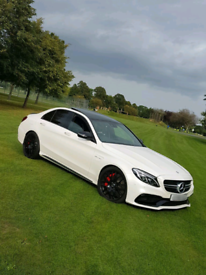 Mercedes c63 amg s for sale  Newham, London