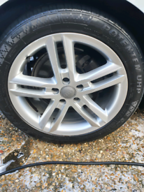 "18"" Audi S-Line Alloy wheels"