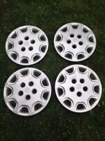 "14"" inch Toyota Corolla Camry Hubcaps Wheelcaps"