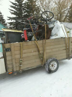 Junk hauling and scrap metal!