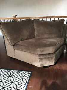 Section sofa - CORNER PIECE only