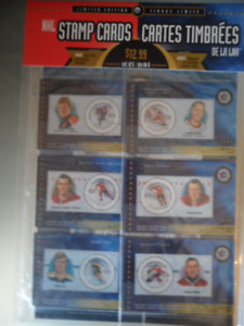 2000 LIMITED EDITION STAMP CARDS