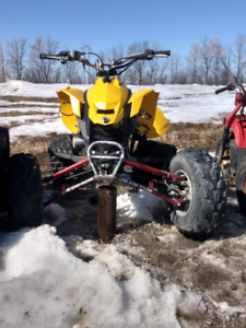 2008 can-am ds 450 for parts