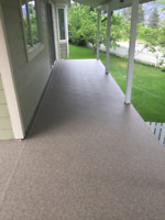 All Decked Out Enterprises Flooring Installation