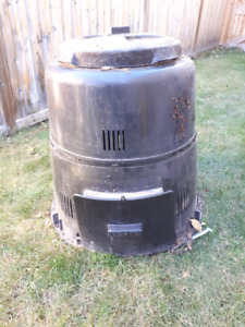 Compost Bins - Two