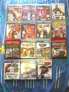PS3 Games For Sale 10/10 Condition