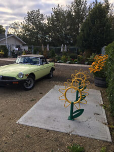 1977 MGB FOR SALE