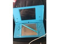 Nintendo dsi blue brand new