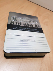 Band of Brothers DVD - Complete Series Commemorative Gift Set (6 Disc