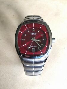 Citizen brand Quartz Watch Red