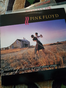 Pink Floyd LP Vinyl a collection of great dance songs