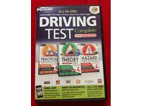 Dvd driving test