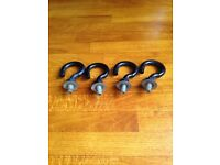Official nissan navara bed hooks