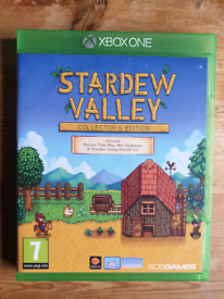 Xbox One game Star Dew Valley