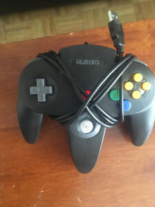 N64 USB remote / controller for PC