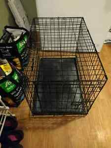 Pet crate dog or puppy crate