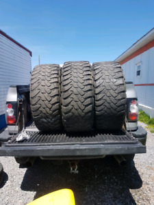 3- 33x12.5r18 toyo open country