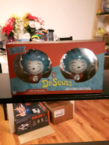 Dorbz Funko: Dr. Seuss Thing 1 and Thing 2