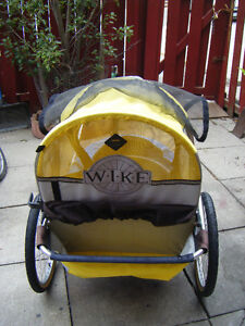 W.I.K.E BABY TRAILER FOR SALE