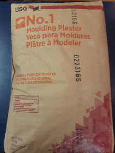 Moulding Plaster and Pottery Plaster