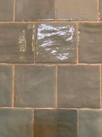Harmony Ceramic Gloss Wall Tiles £10 per box