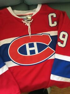 Maurice Richard Montreal Canadiens Jersey size 50