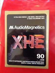8 Track Recording Tapes