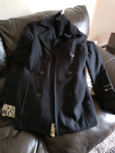 Kenneth Blake winter coat size S