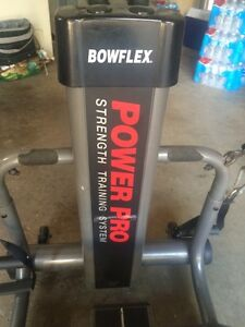 Bow flex bench and leg press Peterborough Peterborough Area image 1