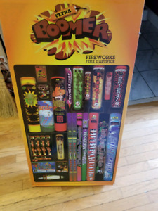 Fire works $90