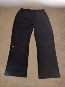 UA fleece lined pants