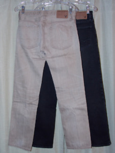 2 Pair of American Eagle Outfitter Jeans 29x30