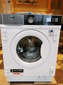 AEG L7FE7261BI Integrated 7 kg 1200 Spin Washing Machine A+++RRP £579