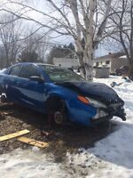 2004 Saturn ion parts