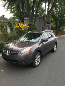 NISSAN ROGUE 2009 - 128 000 km - AWD AUTOMATIQUE 4 CYL 2,5 L