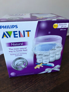 Philips AVENT Microwave Steam Sterilizer - NEW