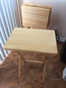 4 TV Tables