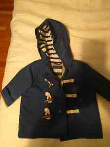 GAP Paddington Bear raincoat size 0-6 months