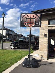 Panier  de basket ball