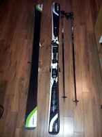 skis elan amphibio 82xti  2013-2014
