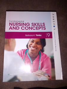 Nursing books $30 for both