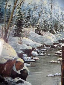"""Hand Signed and Numbered by Peter Robson """"Benmiller Inn"""" 1983 Stratford Kitchener Area image 7"""