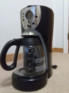 OSTER Stainless Steel Programmable 12 Cup Coffee Maker