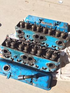 Small block Chevy 350 parts for sale