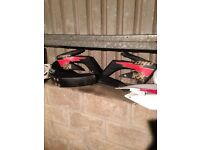 Crf250 04-09 spares