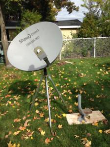 Équipements pour TV satellite Shaw Direct